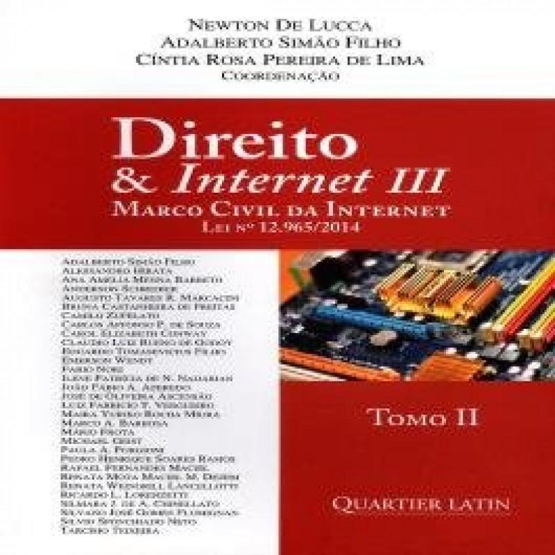 Internet e Direito Vol III